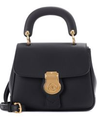 Burberry - The Small Dk88 Shoulder Bag - Lyst