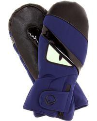Fendi - Ski Monster Gloves - Lyst