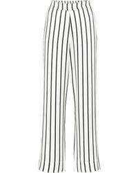 Beautiful Bottoms - Striped Silk Pyjama Trousers - Lyst