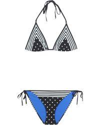 Stella McCartney - Printed Bikini - Lyst