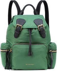 Burberry - The Rucksack Medium Backpack - Lyst