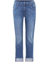 7 For All Mankind - The Relaxed Skinny Jeans - Lyst