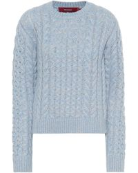 Sies Marjan - Britta Alpaca-blend Sweater - Lyst