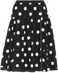 Marc Jacobs - Polka Dot Mid Skirt - Lyst