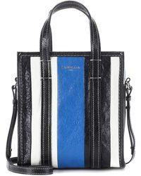 Balenciaga - Bazar Shopper Xs Leather Shoulder Bag - Lyst