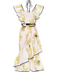Johanna Ortiz - Marquesas Islands Cotton Dress - Lyst