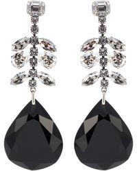 Isabel Marant - Peace Pop Embellished Drop Earrings - Lyst