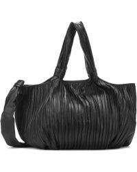 Max Mara - Ketty Leather Shoulder Bag - Lyst