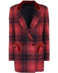 Blazé Milano - Hickstead Everyday Double Breasted Blazer - Lyst
