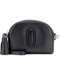 Marc Jacobs - Shutter Small Leather Crossbody Bag - Lyst