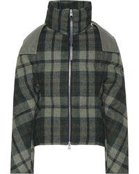 JW Anderson - Veste en laine à carreaux - Lyst