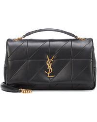 Saint Laurent - Jamie Leather Shoulder Bag - Lyst