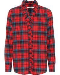Étoile Isabel Marant - Awendy Cotton Shirt - Lyst