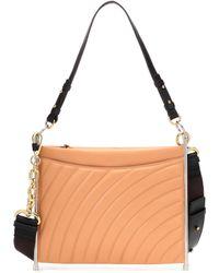 Chloé - Roy Medium Leather Shoulder Bag - Lyst