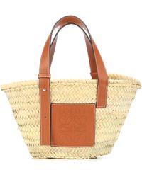 Loewe - Mini Basket Bag - Lyst