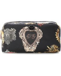 Dolce & Gabbana - Printed Cosmetics Case - Lyst