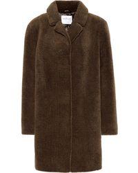 Velvet - Trishelle Faux Fur Coat - Lyst