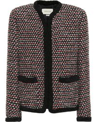 Gucci - Sequined Tweed Jacket - Lyst