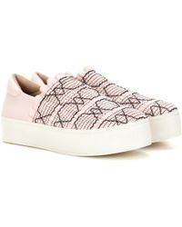 Opening Ceremony - Slip-ons Cici mit Plateausohle - Lyst