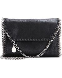Stella McCartney | Falabella Shaggy Deer Shoulder Bag | Lyst