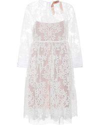 N°21 - Lace Dress - Lyst