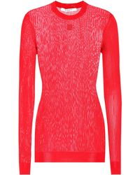 Givenchy - 4g Knitted Sweater - Lyst