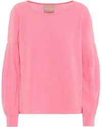 81hours - Inga Wool-blend Sweater - Lyst