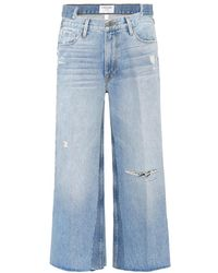 FRAME - Jeans Le Reconstructed Mix - Lyst
