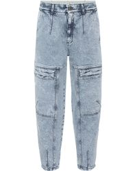 Stella McCartney - Jeans Leane con lavado de los 80 - Lyst
