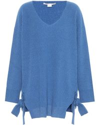 Stella McCartney - Cashmere And Wool Sweater - Lyst