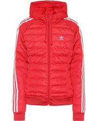 adidas Originals - Slim Technical Jacket - Lyst
