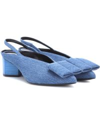 Pierre Hardy - Obi Slingback Court Shoes - Lyst
