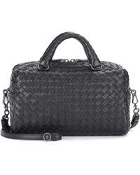 Bottega Veneta Intrecciato Medium Leather Tote in Natural - Lyst 6ca4705071fb4