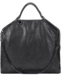 Stella McCartney - Falabella Fold Over Shoulder Bag - Lyst