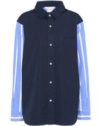 Vetements - Cotton Reversible Shirt - Lyst