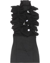 Jacquemus - Le Haute Flamenco Wool And Cotton Top - Lyst