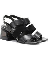 Rag & Bone - Reese Leather Sandals - Lyst