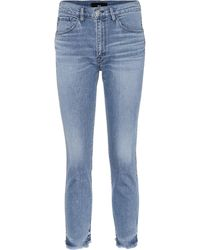 3x1 - W3 Authentic Straight Jeans - Lyst
