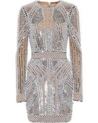 2a009360 Women's Balmain Dresses Online Sale - Lyst