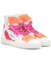 Off-White c/o Virgil Abloh - Esclusiva per Mytheresa - Sneakers Off-Court 1 in pelle - Lyst
