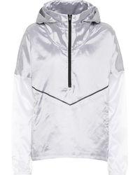 998d006ff652 Lyst - Nike Anthem 700 Down Jacket in Blue