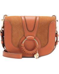 See By Chloé - Hana Medium Leather Shoulder Bag - Lyst