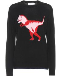 COACH - Rexy Wool And Cashmere Jumper - Lyst