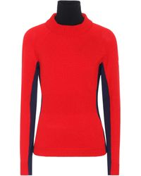 Moncler Grenoble - Wool Turtleneck Sweater - Lyst