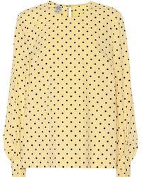 Baum und Pferdgarten - Mandeep Printed Cotton-blend Shirt - Lyst