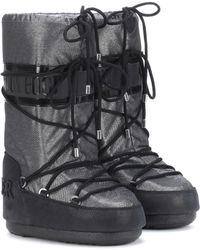 Moncler - X Moon Boot® Ankle Boots - Lyst