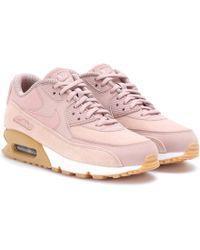 uk air max 90 suede pink 83f97 862c4