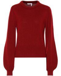 Chloé - Cashmere Sweater - Lyst