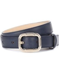 A.P.C. - Mérima Leather Belt - Lyst