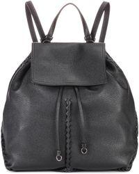 Bottega Veneta - Leather Backpack - Lyst